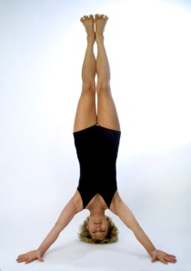 Happiness is a Headstand